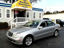 2005 Mercedes-Benz E-Class 3.2L Wilmington NC