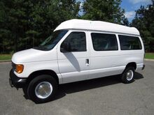 2003 Ford E250 Hightop Wheelchair Van Wheelchair Van Ashland VA