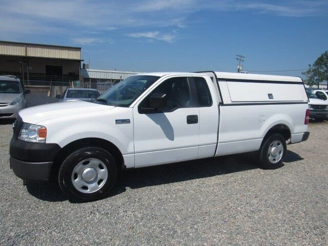 2008 Ford F-150 XL Regular Cab Longbed 2WD Ashland VA