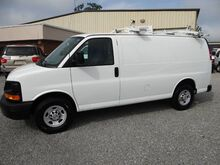 2014 Chevrolet Express 2500 Commercial Cargo w/ Ladder Rack & Bins Ashland VA