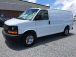 2014 Chevrolet Express 2500 Commercial Cargo w/ Tommy Gate & Bins 2500 Cargo