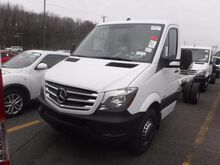 2016 Mercedes Benz Sprinter 3500 DRW Cab & Chassis Turbo Diesel Chassis Ashland VA