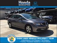 2015 Honda Civic Sdn 4dr CVT LX New York NY