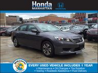 2013 Honda Accord Sdn 4dr I4 CVT LX New York NY