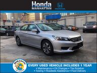 2013 Honda Accord Sdn LX New York NY