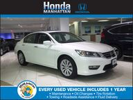 2013 Honda Accord Sdn EX New York NY