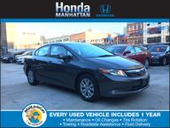 2012 Honda Civic Sdn 4dr Auto LX New York NY