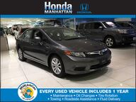 2012 Honda Civic Sdn EX New York NY