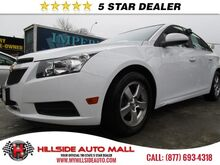 2014 Chevrolet Cruze 1LT Auto 4dr Sedan w/1SD Queens NY