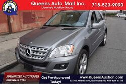 Mercedes-Benz M-Class ML350 BlueTEC SUV 2011
