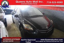 Toyota Yaris 4dr Sdn Auto S (GS) 2008