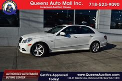 2012 Mercedes-Benz E-Class E350 4MATIC Luxury Sedan Richmond Hill NY