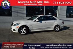 Mercedes-Benz E-Class E350 4MATIC Luxury Sedan 2012