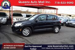 2011 Volkswagen Tiguan 4WD 4dr S 4Motion Richmond Hill NY
