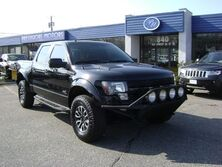 Ford F-150 4WD SuperCrew 145 SVT Raptor 2012