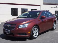 2013 Chevrolet Cruze 2LT w/Premium Leather Interior Wallingford CT