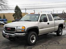 2006 GMC Sierra 2500HD Local Trade 4x4 Wallingford CT