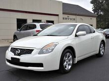 2008 Nissan Altima coupe 2.5 S w/Leather Interior Wallingford CT