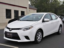 2014 Toyota Corolla ONLY 18,021 Miles Wallingford CT