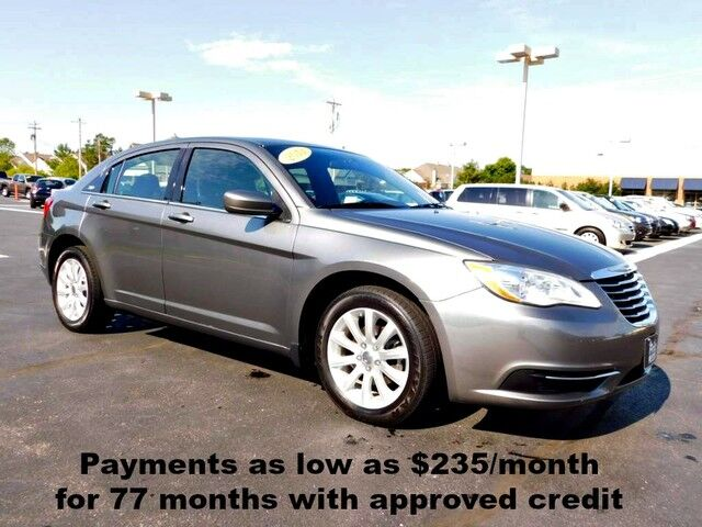 2012 Chrysler 200 Touring Fishers IN