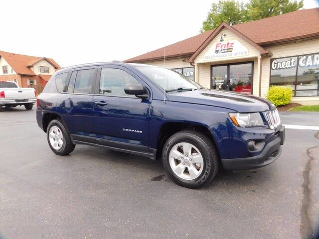 2014 Jeep Compass Sport Fishers IN