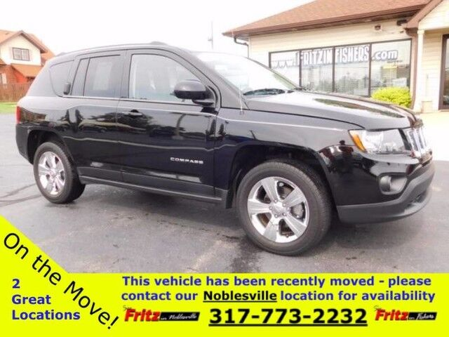 2014 Jeep Compass Latitude Fishers IN