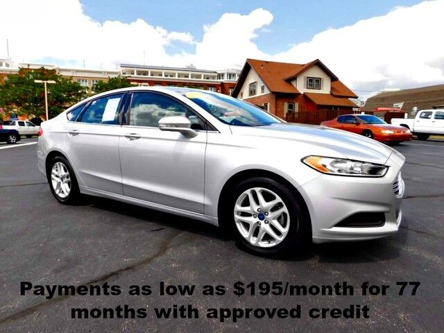 2015 Ford Fusion SE Fishers IN