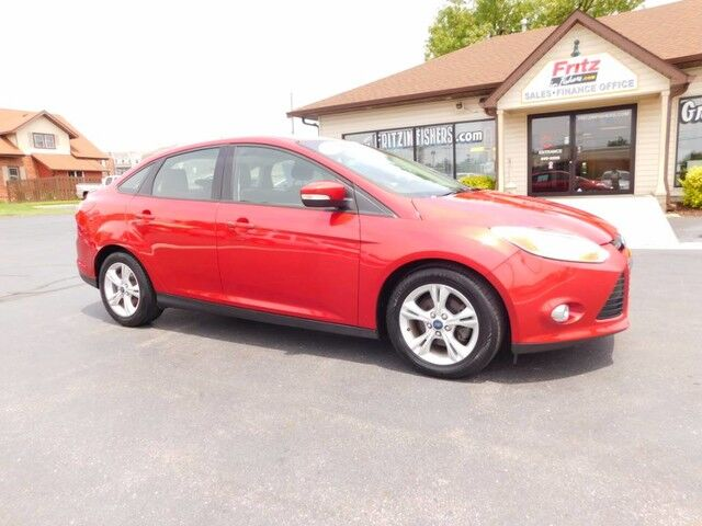 2012 Ford Focus SE Fishers IN