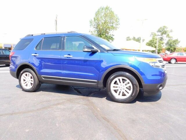 2015 Ford Explorer XLT Fishers IN