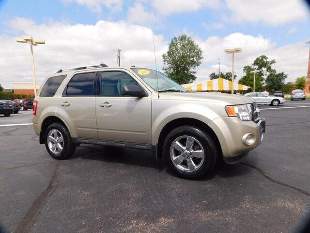 2012 Ford Escape Limited Fishers IN