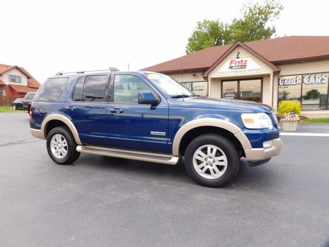 2006 Ford Explorer Eddie Bauer Fishers IN
