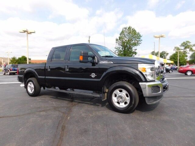 2012 Ford Super Duty F-250 SRW XLT Fishers IN