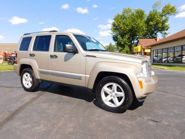 2010 Jeep Liberty Limited Fishers IN