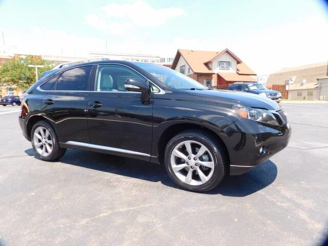 2012 Lexus RX 350  Fishers IN