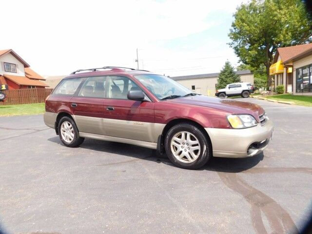 2001 Subaru Legacy Wagon Outback w/RB Equip Fishers IN