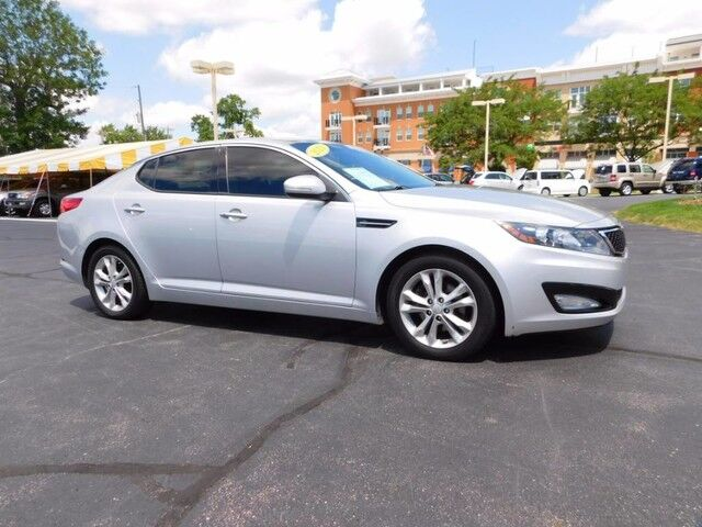 2013 Kia Optima EX Fishers IN