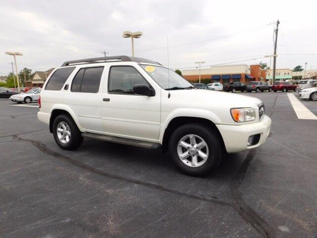 2003 Nissan Pathfinder SE Fishers IN