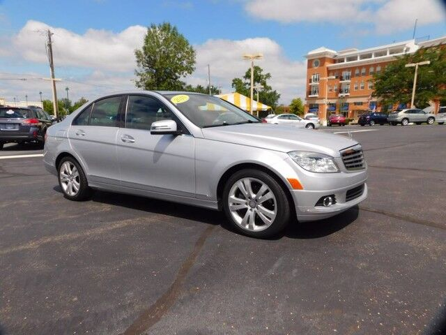 2010 Mercedes-Benz C-Class C 300 Luxury Fishers IN