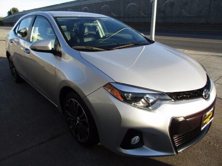 2014 Toyota Corolla S San Rafael CA
