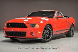Ford Mustang Shelby GT500 Convertible 2011