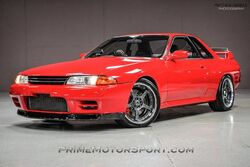 Nissan GT-R Coupe 1990
