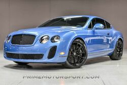 Bentley Continental Supersports Supersports 2010