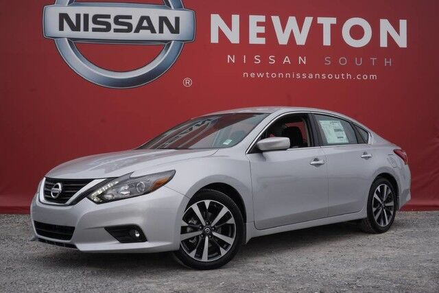 Newton Nissan South 2017 Nissan Altima Sv Shelbyville Tn