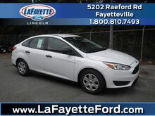 2016 Ford Focus 4DR SDN S Fayetteville NC