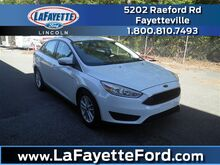 2016 Ford Focus 4DR SDN SE Fayetteville NC