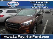 2017 Ford Escape S FWD Fayetteville NC