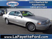 2005 Lincoln Town Car SIGNATURE Fayetteville NC