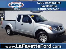 2011 Nissan Frontier S KING CAB 2WD Fayetteville NC