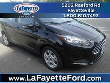 2016 Ford Fiesta 4DR SDN SE Fayetteville NC