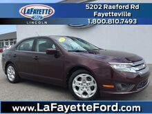 2011 Ford Fusion SE Fayetteville NC